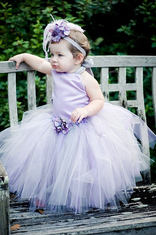 1e19ffedfc5 Tutu DressFlower GirlBustle Style Princess by BellaBeanCouture ...
