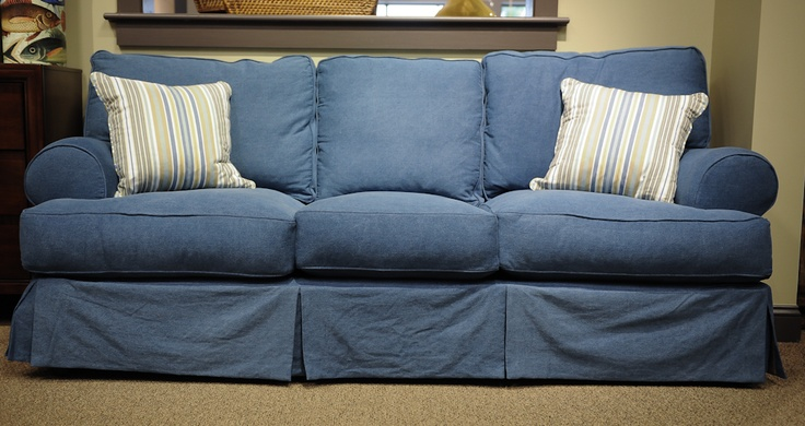 14 best images about furniture on pinterest denim sofa denim couch and blue sofas Denim couch and loveseat
