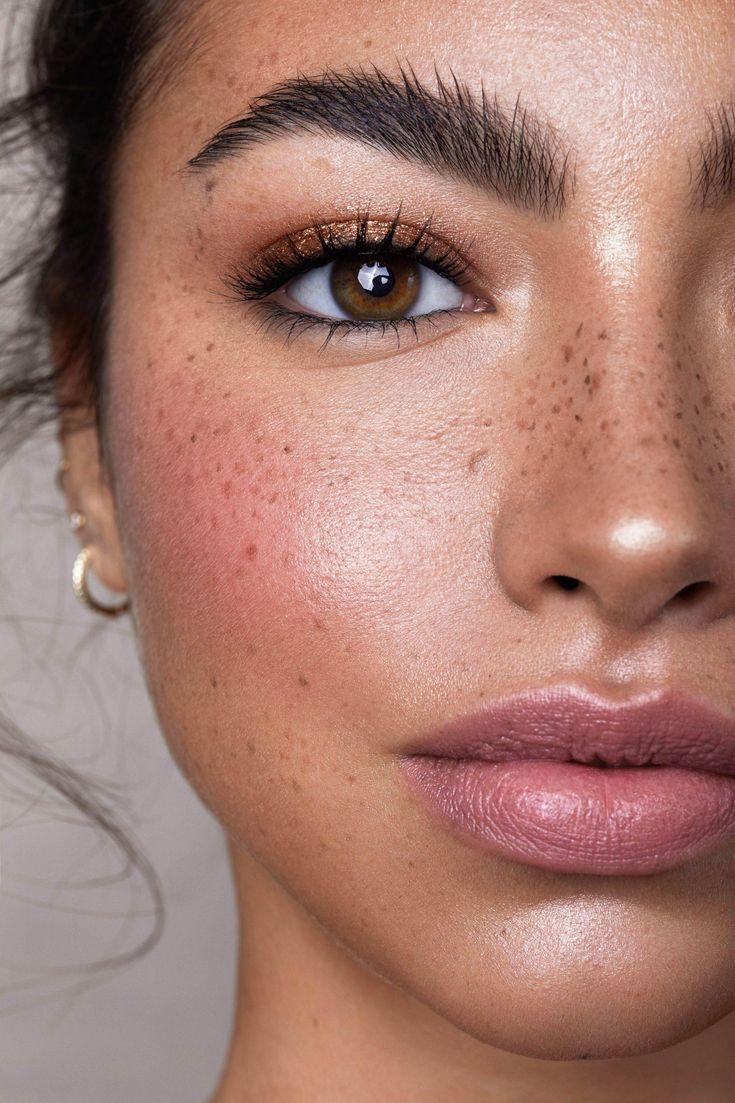par natascha Lindemann # idées de maquillage tendance maquillage, maquillage nude et idée maq...