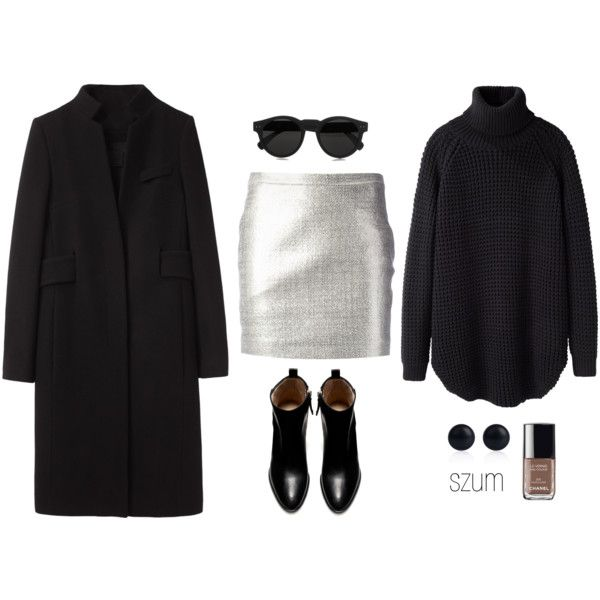 A fashion look from January 2014 featuring Hope sweaters, Alexander Wang coats and Joseph mini skirts. Browse and shop related looks.
