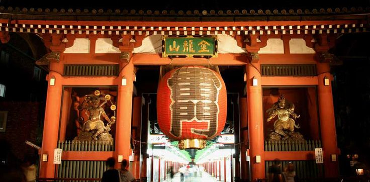 Senso-ji is Tokyo's oldest temple. Known affectionately to people all over Japan as the temple of the Asakusa Kannon, it draws some 30 million visitors every year, remaining an important center of worship.