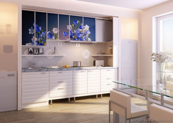 Modern White Kitchen Cabinet Ideas 101 best unique kitchens images on pinterest | pictures of