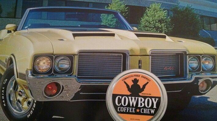 Enjoy the ride Cowboy Coffee Chew