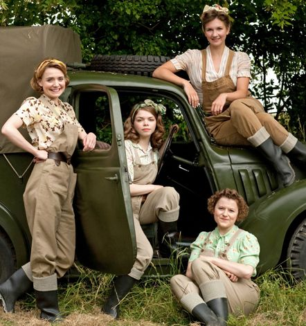 The Women's Land Army were the unsung heroines of World War II. With so many men overseas, women were brought in to work on farms, producing the vital food supplies needed to keep wartime Britain going. Inspired by real-life accounts left by members of the Land Army, five-part drama Land Girls follows four women sent to work the land on the rural Hoxley Estate.