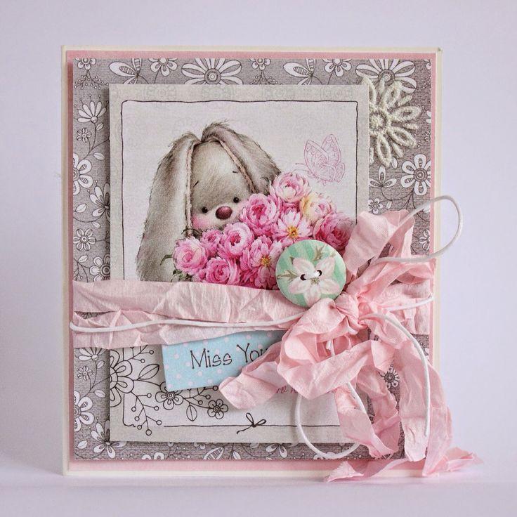Детские дни рождения открытки скрапбукинг