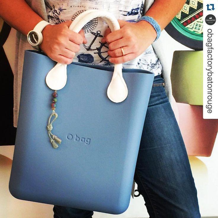 Denim y O bag, una combinación perfecta. Déjate contagiar. Visítanos en www.Obag.com.co #oviedocc