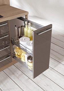Apothekerschrank küche  Die besten 25+ Apothekerschrank küche Ideen auf Pinterest | Kleine ...