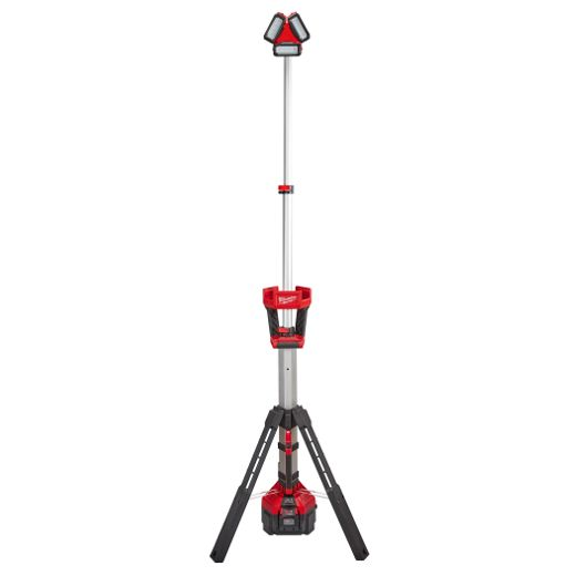 M18 ROCKET™ LED Tower Light/Charger(Tool Only) | Milwaukee Tool