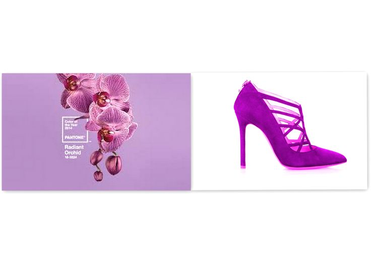 #pantone2014 #color #radiantorchid by #valentinagallo #shoes #madeinitaly