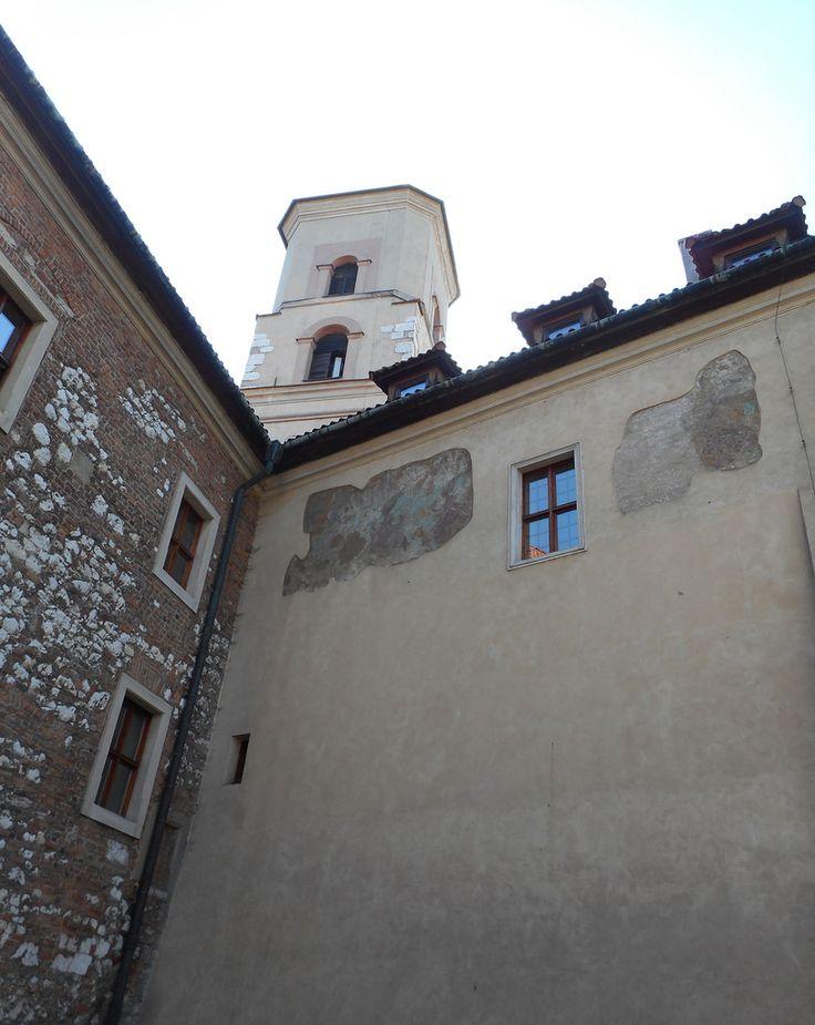 Opactwo Benedyktynów (Benedictine Abbey) in Tyniec, Kraków, Poland