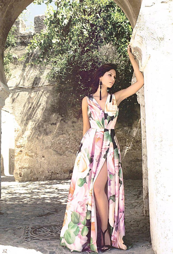 Nuribel - Alta Moda - Abiti elegantissimi di alta classe esclusivista di zona atelier sogno di primavera