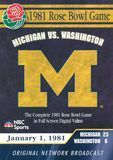 1981 Rose Bowl Game [DVD] [2005], 14059940
