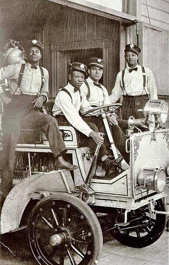 African-American Firefighters Museum, in Los Angeles. Info at link.