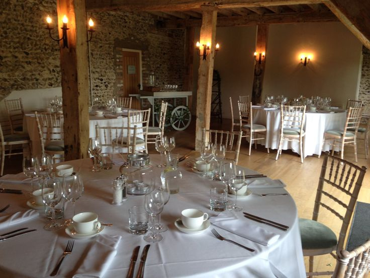 Breakfast meeting in our #FlintBarn at #TheGranaryEstates