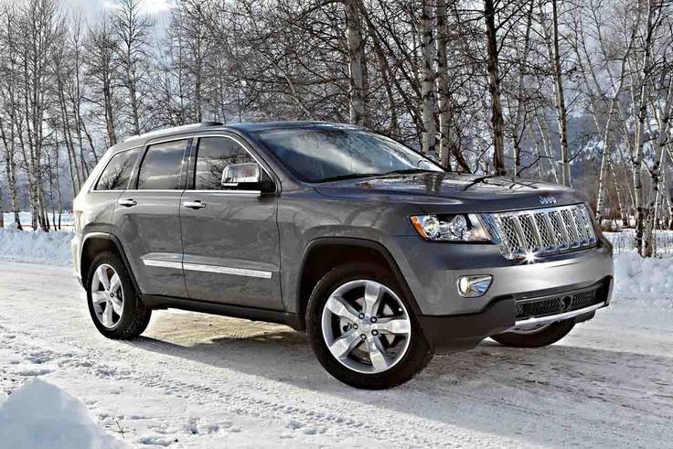 2012 Jeep Grand Cherokee Overland