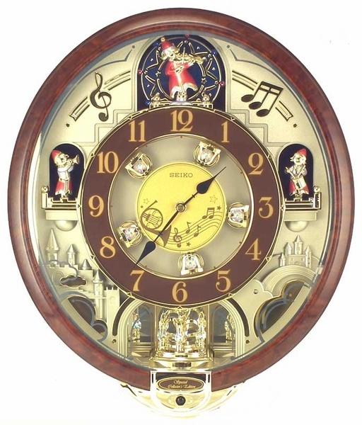 14 best Rhythm Seiko Musical Clock images on Pinterest