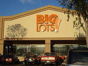 Shop Big Lots