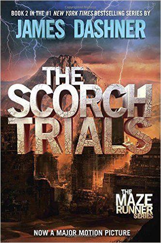 Amazon.com: The Scorch Trials (Maze Runner, Book 2) (8601419988167): James Dashner: Books
