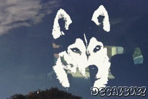 Make Your Dogs Face On #Decal @ www.decalboy.com