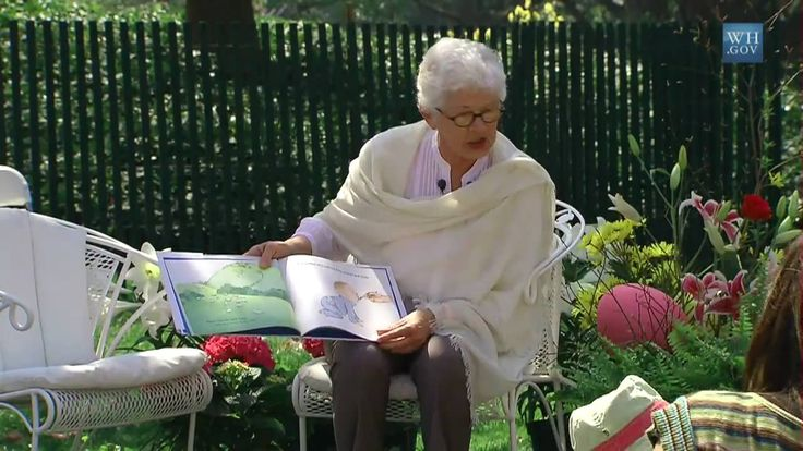 "Betty DeGeneres Reads ""Ten Little Fingers and Ten Little Toes"""