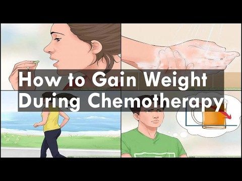 Chemotherapy Weight Gain - How to Gain Weight During Chemotherapy - WATCH VIDEO HERE -> http://bestcancer.solutions/chemotherapy-weight-gain-how-to-gain-weight-during-chemotherapy    *** Chemotherapy Weight Gain ***   How to Gain Weight During Chemotherapy 00:00:59 Part 1 Preventing Weight Loss 00:01:06 1 – Track your weight 00:02:24 2 – Take anti-nausea medication 00:03:27 3 – Practice good hygiene 00:04:10 4 – Get exercise 00:05:28 5 –...