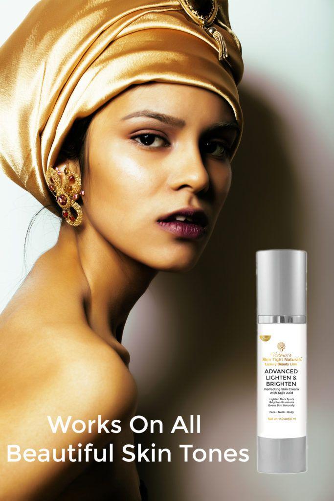The Best Lightening Cream For Dark Skin - Skin Tight Naturals