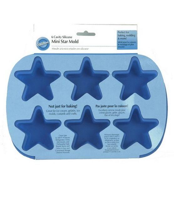 Wilton Silicone Mini Star Mold, , hi-res