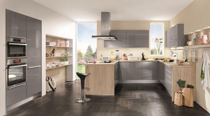 Meble kuchenne Nobilia łączą w sobie wysoką jakość i elegancję, charakterystyczną dla wszystkich produktów tej firmy. Satysfakcja gwarantowana!