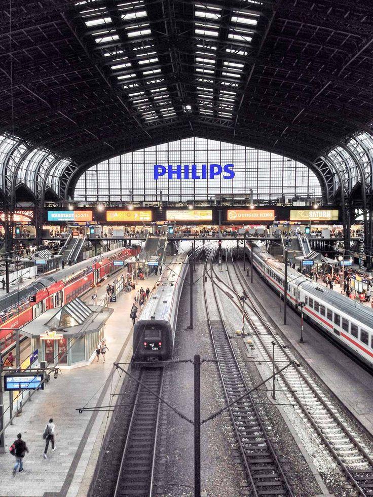 #TypischHamburch #Hamburg #Hauptbahnhof #HamburgEnergie