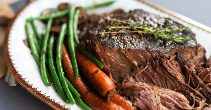 This Is Quite Possibly The Ultimate Pot Roast!