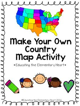 make your own country map country maps