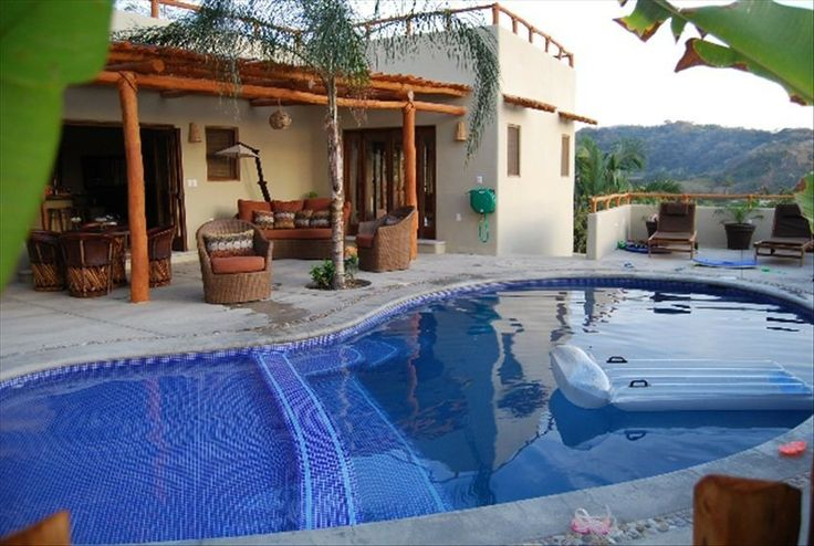 Sayulita Vacation Rental - VRBO 298436 - 2 BR Nayarit House in Mexico, Great 4 Kids! Solar Powered, Pool, Ac, Wifi, Sat TV, Xbox