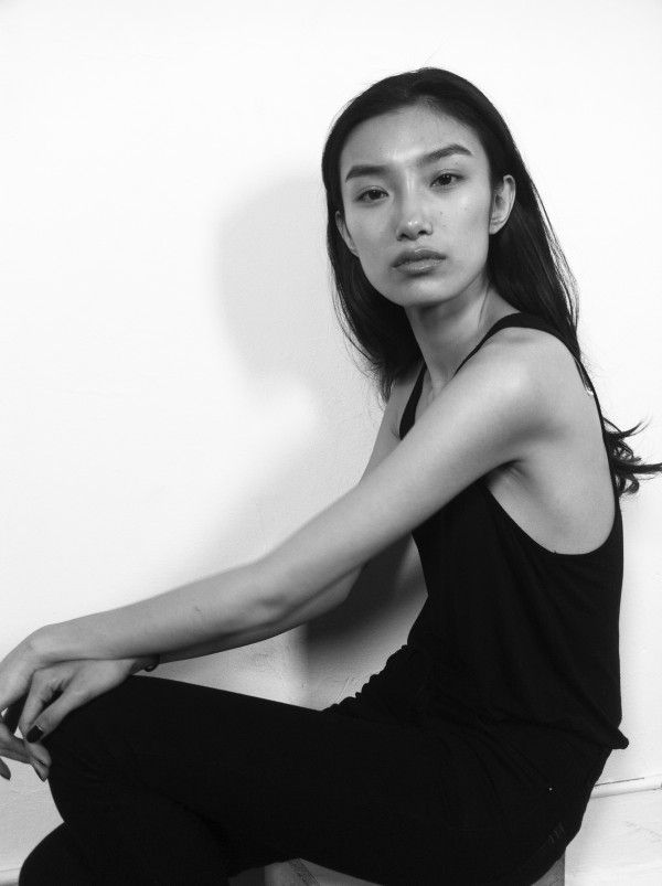 Chinese model Sissi Hou | Top Models | Pinterest