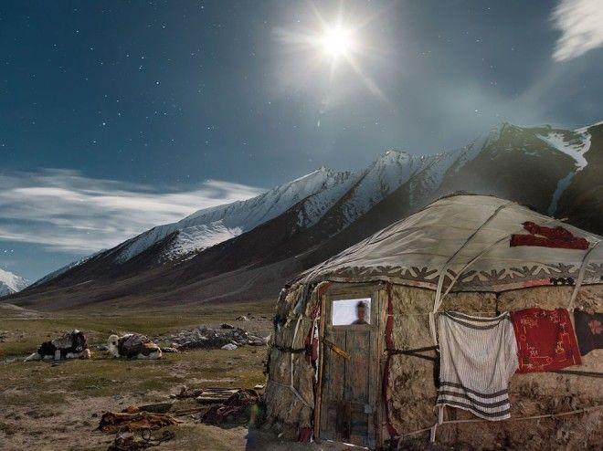 Kyrgyz Yurt, Afghanistan | 1,000,000 Places