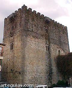 Castillo de la Triste Condesa de Arenas de San Pedro. Ávila
