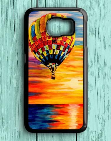 Balloon Air Sunrise Samsung Galaxy S7 Case