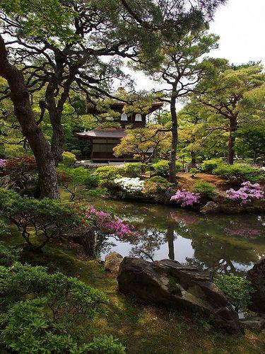 Ginkaku-ji #japan #kyoto