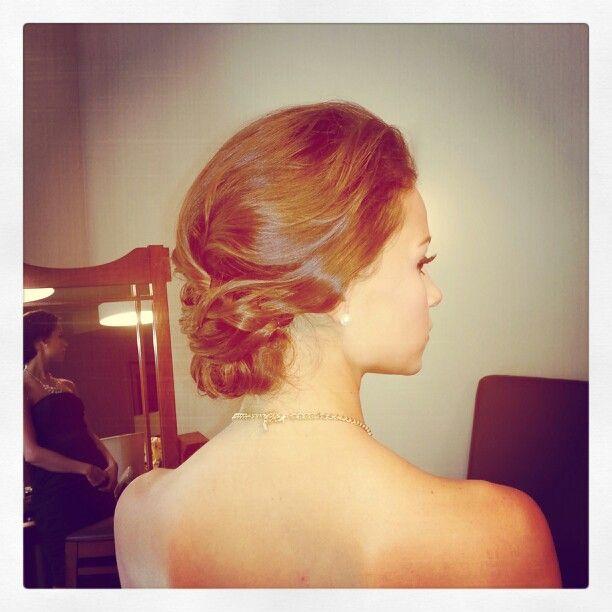 Bridesmaid Hair by Dina!