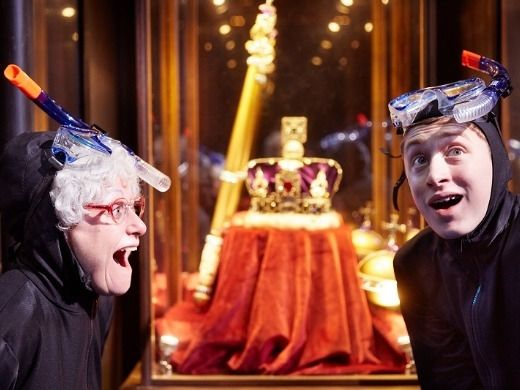 David Walliams' Gangsta Granny tickets - London - £23.15 | From The Box Office