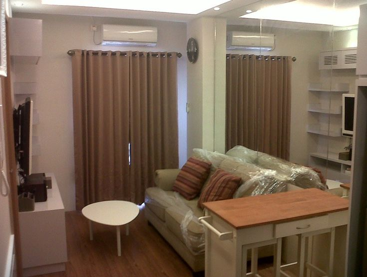 contoh desain apartemen kecil
