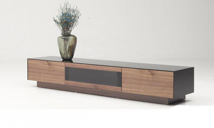 Stylish Design Furniture - Modrest Darius Modern Walnut TV Stand, $747.00 (http://www.stylishdesignfurniture.com/products/modrest-darius-modern-walnut-tv-stand.html)