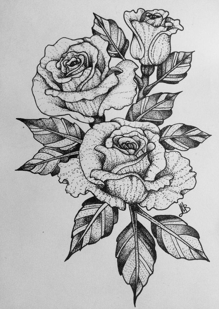 картинки цветы для татуировок агатов известен