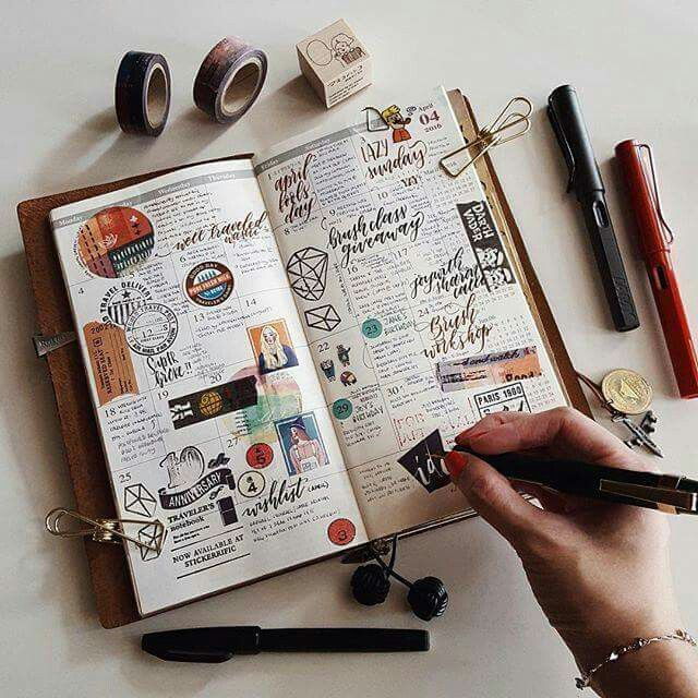15 Best Images About Notebook Covers Wallpaper Etc On: 6571 Best Travelers Journal-Midori, Etc. Images On