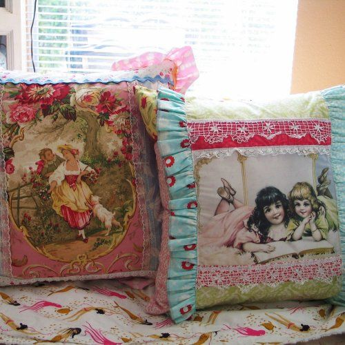 Vintage Victorian Pillows : 102 best images about Victorian Accent Pillows on Pinterest Victorian christmas, Victorian and ...