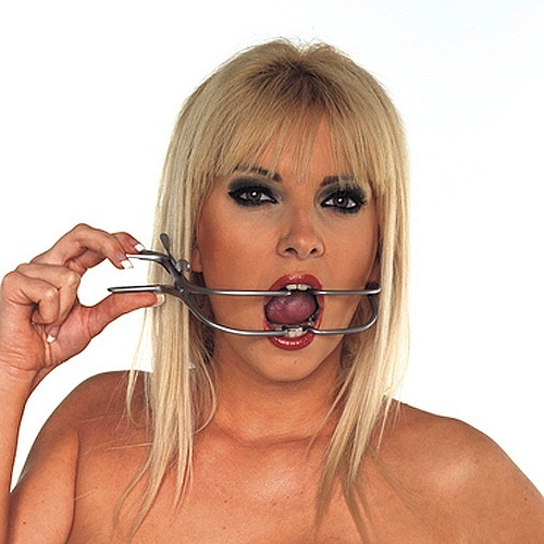 Mouth Opener: Open Mouths, Bondag Gag, Steel Mouths, Bdsm Fun, Bondag Gears, Mouths Open, Jen Gag, Stainless Steel, Mouths Gag