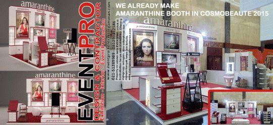 Eventpro sebagai kontraktor pameran jakarta penyedia jasa pembuatan desain dan stand booth pameran. (by Eventpro Kontraktor Pameran) Eventpro adalah sebuah perusahaan yang bergerak di bidang penyedia jasa desain dan kontraktor pameran di jakarta. Perusahaan...