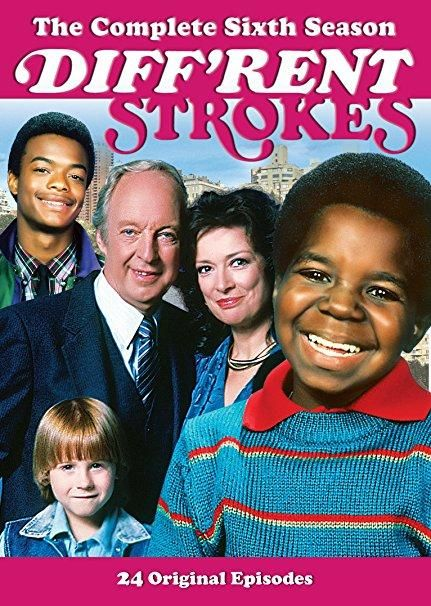 Gary Coleman & Todd Bridges & Various-Diff'rent Strokes: Season Six