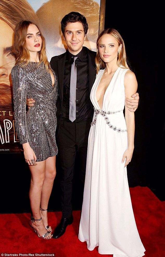 Who is cara delevingne dating in Perth