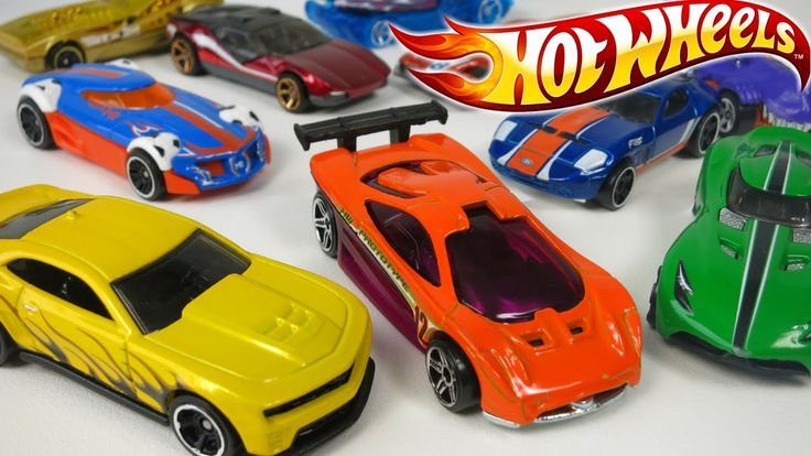 NEW 2016 HOT WHEELS MYSTERY MODELS TOY CARS SURPRISE BLIND BAGS ...