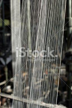 textile mills Royalty Free Stock Photo